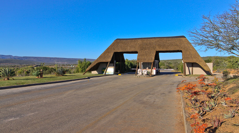 Entrance to Addo