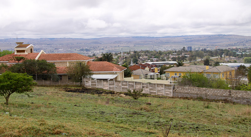 View of Mthatha