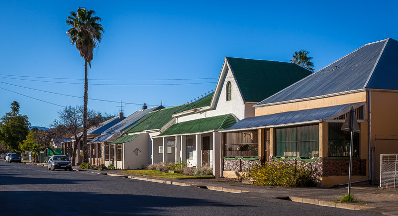 Houses in Beaufort West