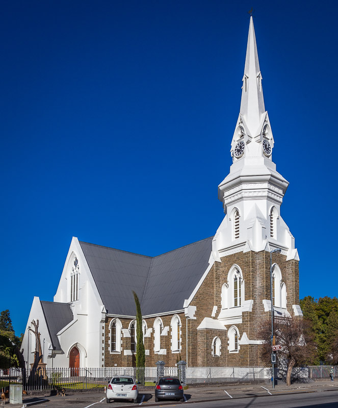 Dutch Reformed Church (1892), Beaufort West
