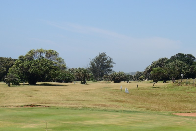 Golf course, Scottburgh