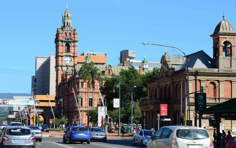Pietermaritzburg - Towns and Cities in KwaZulu-Natal