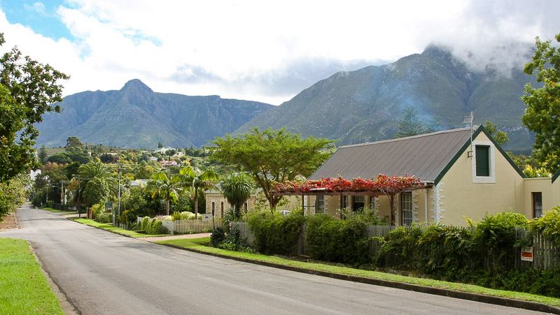 Swellendam suburb