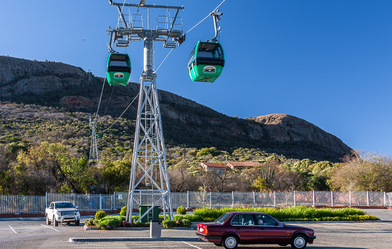 Cableway at Hartbeespoort