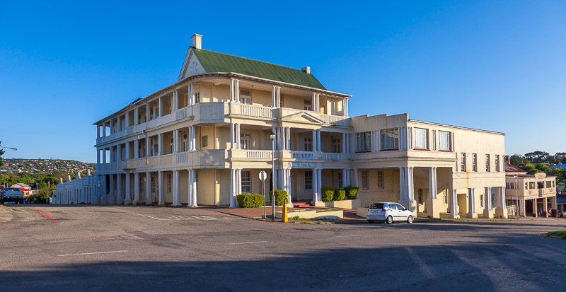 Grahamstown Grand Res Hotel