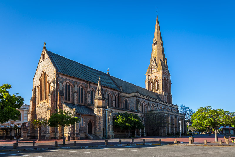 Anglican Cathedral of St Michael & St George