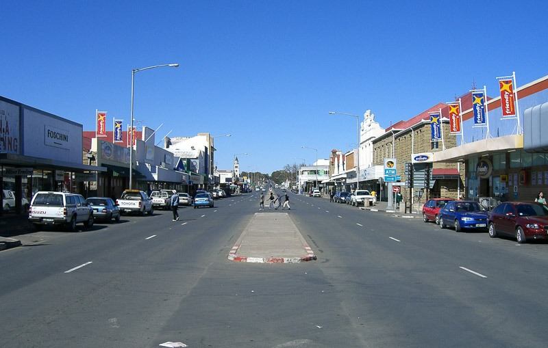 Aliwal North CBD