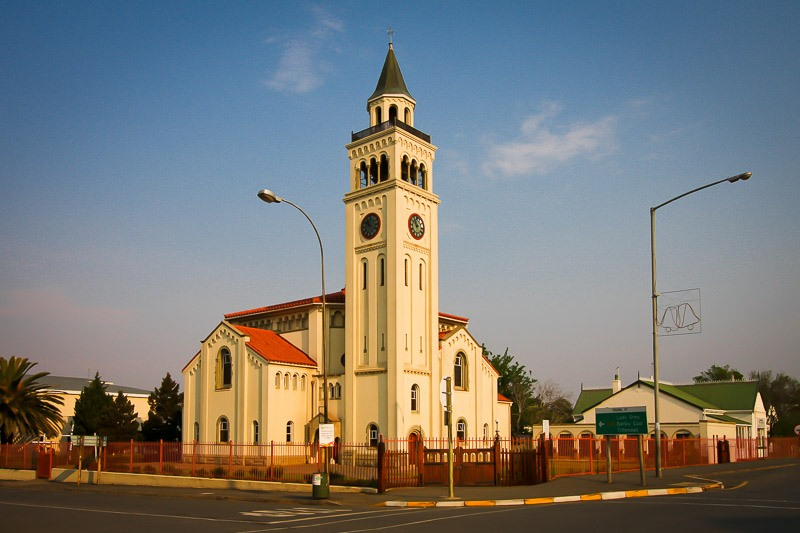 NG Church, Aliwal North